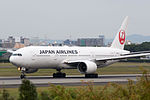 Japan Airlines, B777-200, JA8978 (21304553524).jpg