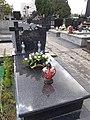 Jarosław Sielużycki grób.jpg