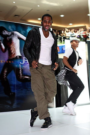It Girl (Jason Derulo song) - Derulo performing at the Westfield shopping mall in Parramatta, New South Wales, Australia.