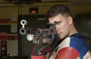 Jason Parker (sport shooter) - Jason Parker