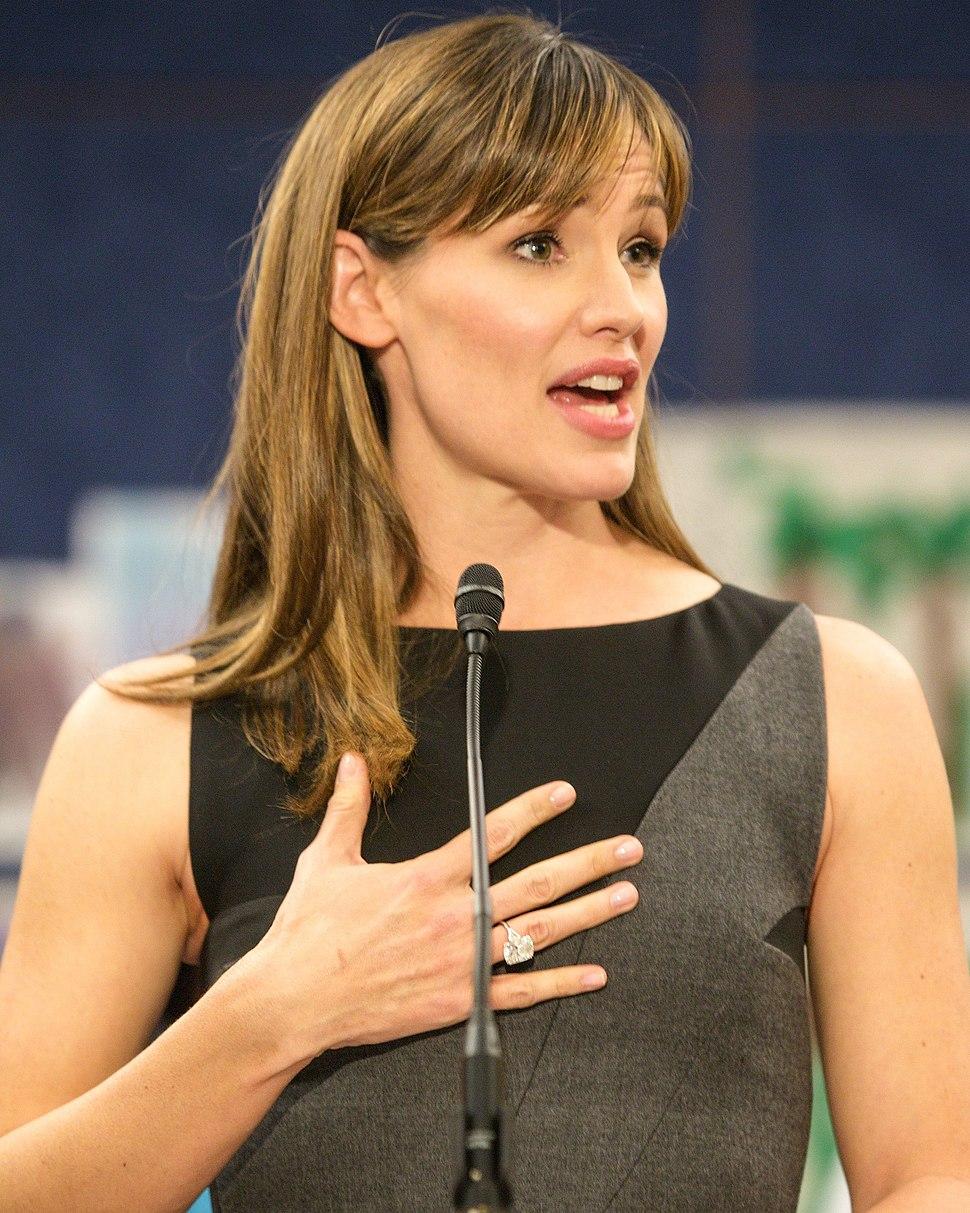 Jennifer Garner 2013