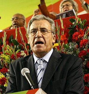 Portuguese presidential election, 2006 - Image: Jerónimo de Sousa