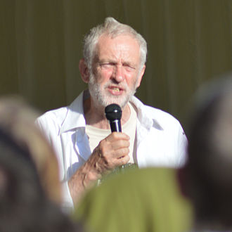Jeremy Corbyn Labour Party leadership campaign, 2015 - Corbyn speaking at the Tolpuddle Martyrs' Festival and Rally in 2015