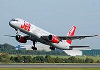 G-LSAE - B752 - Jet2