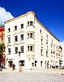 Jihlava, Masarykovo náměstí, renesanční dům.jpg