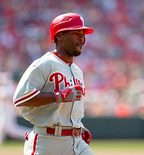 Jimmy Rollins American baseball player