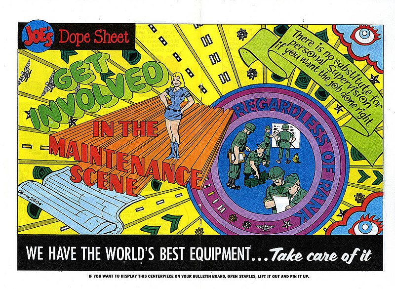 File:Joe's Dope Sheet (Issue 210 1970 page040 page041) (16216400523).jpg