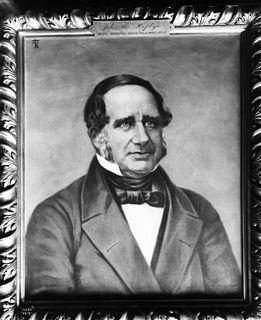 Johannes Thomassen Heftye Norwegian politician (1792–1856)