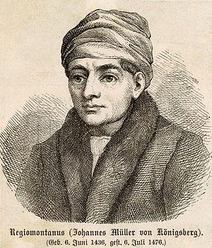 Regiomontanus, Johannes (1436-1476)