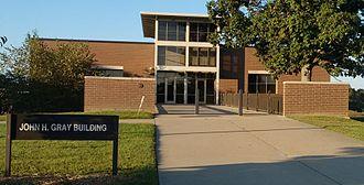 Madisonville Community College - The John H. Gray Building at Madisonville Community College