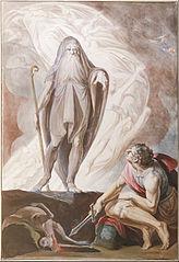 Teiresias Foretells the Future to Odysseus