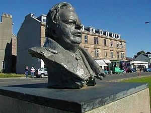 John Logie Baird, Bust