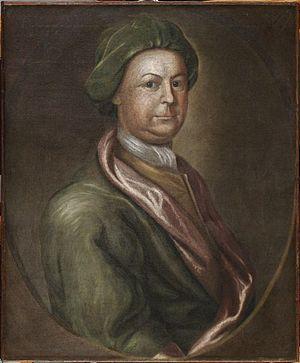 James Lovell (Continental Congress) - John Lovell (1710-1778)