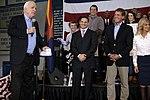 John McCain, Jay Feely & Jeff Flake (23342810949).jpg