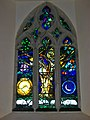 John Piper window, Firle.JPG