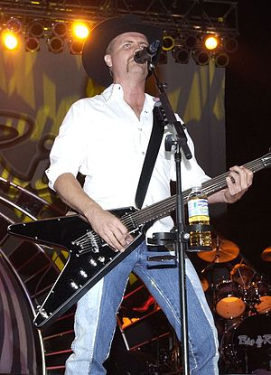 John Rich - Rich performing on stage in 2005