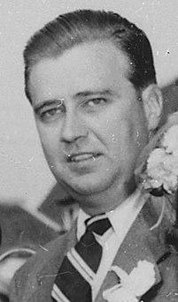 John Aspinwall Roosevelt American businessman, son of Franklin D. Roosevelt (1916-1981)