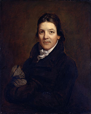John Randolph of Roanoke - Portrait of Randolph by John Wesley Jarvis (1811)