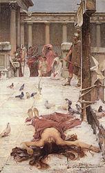 Уотерхаус, Джон Уильям: Saint Eulalia