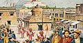 Jokhang of Lhasa, Tibet- PM 110557 Liebig Chromos (cropped).jpg