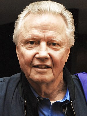 Jon Voight - Voight at the Walter Reed National Military Medical Center in 2012