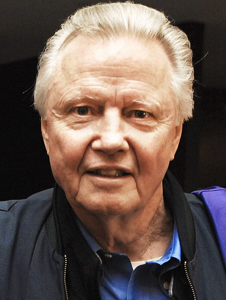 Jon Voight is a legend --- he can accept any award he's given, even one from Trump