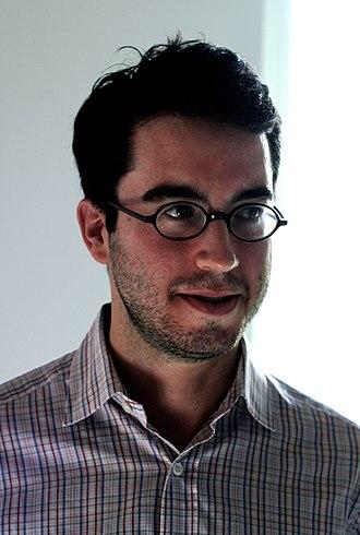 Jonathan Safran Foer - Jonathan Safran Foer in 2008