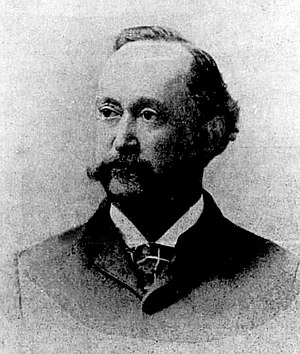 Belhaven Neighborhood - Confederate Colonel Jones S. Hamilton, whose old house is the namesake of the Belhaven Neighborhood.