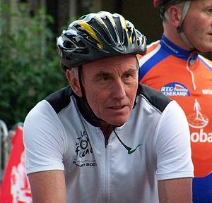 Joop Zoetemelk - Zoetemelk in 2008