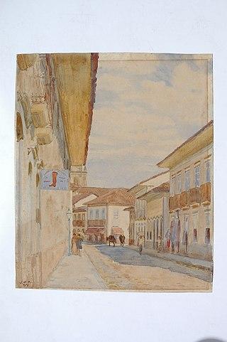 Rua Direita, 1860