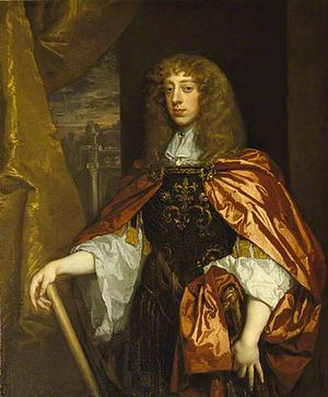 Josceline Percy, 11th Earl of Northumberland - Josceline Percy, 11th Earl of Northumberland, portrait c.1670/1673 by Sir Peter Lely (1618–1680), collection of National Trust, Petworth House