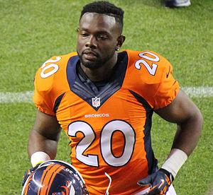 Josh Bush - Bush with the Denver Broncos in 2015