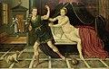 Jozef en de vrouw van Potifar Rijksmuseum SK-A-1288.jpeg