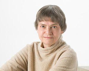 Judith Moffett - Author Photo by Mark Kidd Studios, 2008