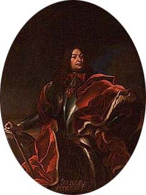Julius Francis, Duke of Saxe-Lauenburg - Caption: IULIUS FRANCISCUS, Sax., Angriae et Westphaliae Dux