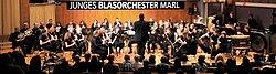 Das junge Blasorchester Marl