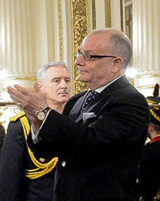 Ministries of the Argentine Republic - Image: Jura de Faurie