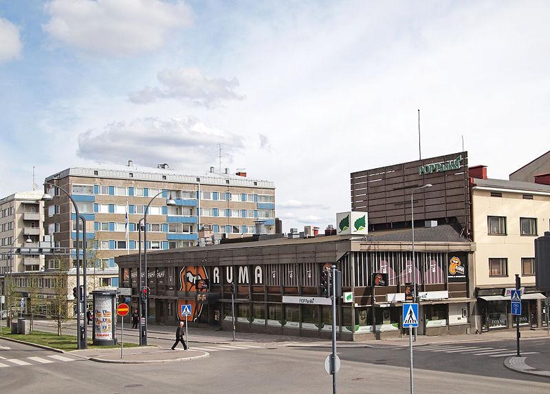 Yökerho Jyväskylä