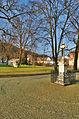 Kříž vedle kostela Panny Marie Bolestné, Sloup, okres Blansko.jpg