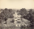 KITLV 100416 - Unknown - Pavilion surrounded by ponds, presumably in Kashmir in British India - Around 1870.tif