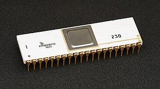 1801 series CPU - KM1801VM2.