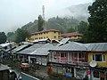 Kaghan town, a view outside hotel.jpg