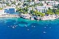 Kajaks im Adriatischen Meer von Dubrovnik in Kroatien (48612620533).jpg