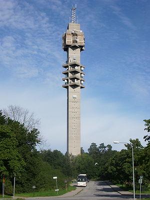 Kaknästornet 2008