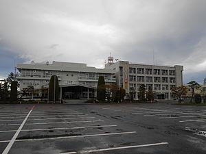 Kakuda, Miyagi - Kakuda city hall