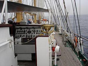 Kaliakra (ship) - In the Mediterranean