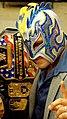 Kalisto United States champion WrestleMania 32 Axxess.jpg