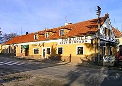 Kamenice, Nová Hospoda, Pub 2.jpg