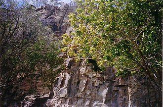 Kangaroo Point Cliffs - Kangaroo Point Cliffs