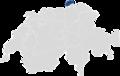 Kanton Schaffhausen auf der Schweizer Karte.png